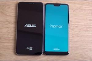 Asus Zenfone 5Z ile Honor 10 hız testinde karşı karşıya