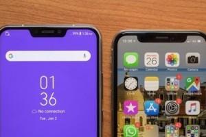 Asus Zenfone 5Z ile iPhone X hız testinde karşı karşıya