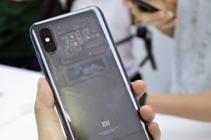 Xiaomi Mi 8 Duvar Kağıtları