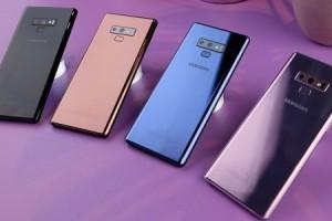 Samsung Galaxy Note9 kamerasıyla çekilen resimler