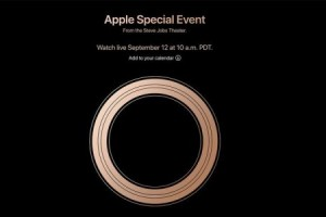 Apple Special Event canlı yayını! iPhone Xs, iPhone Xs Plus ve iPhone Xc geliyor