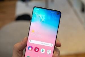 Samsung Galaxy S10 Dayanıklılık Testi