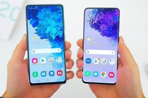 Samsung Galaxy S20 FE ile Galaxy S20 Karşılaştırması