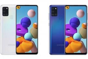 Samsung Galaxy A21s Duvar Kağıtları