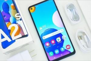 Samsung Galaxy A21s Kutu Açılış ve İlk Bakış