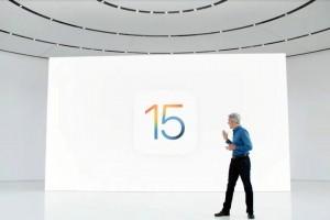 iOS 15 Duvar Kağıtları