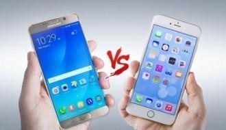 iPhone 7 mi yoksa Galaxy Note 7 mi daha hızlı?