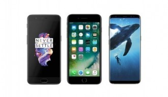 OnePlus 5, Galaxy S8 ve iPhone 8 batarya testinde