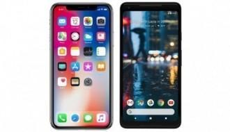 iPhone X mi yoksa Pixel 2 mi daha hızlı?