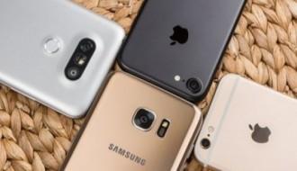 2017 yılının en iyi 5 akıllı telefon modeli