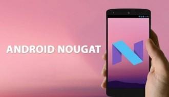 Android 7.0 Nougat Moto Z'e geldi!