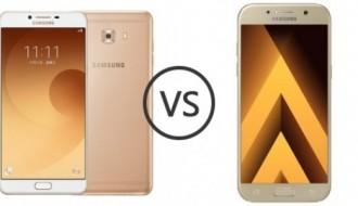 Galaxy A5 ile Galaxy C9 Pro hız testinde rakip oldu