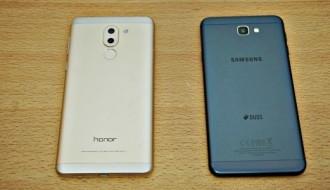 Honor 6X ile Galaxy J7 Prime'den hangisi hızlı?