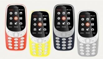 Yeni Nokia 3310'un tanıtım videosu