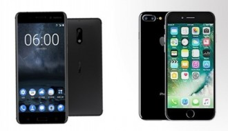 Nokia 6 mı yoksa iPhone 7 Plus mı hızlı?