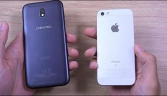 iPhone SE mi yoksa Galaxy J5 Pro 2017 mi daha hızlı?