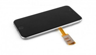 iPhone 6 ve iPhone 7 serisi çift SIM kartlı kullanılabilir