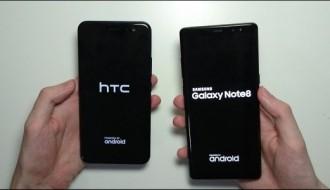 HTC U11+ mi yoksa, Galaxy Note 8 mi daha hızlı?