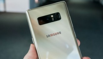 Galaxy Note 8'in slow çekim modunda kamera performansı