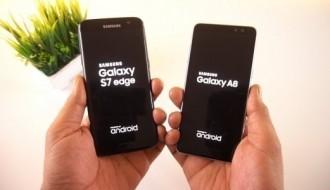 Galaxy A8 Plus 2018 mi, Galaxy S7 Edge mi daha hızlı?