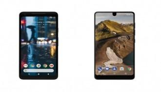 Essential Phone ve Pixel 2 XL hız testinde karşı karşıya