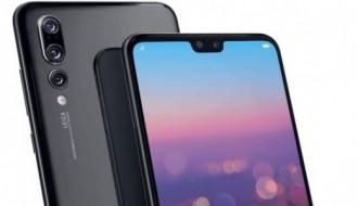 Huawei P20 Pro'da, çentik bölümü nasıl gizlenir?