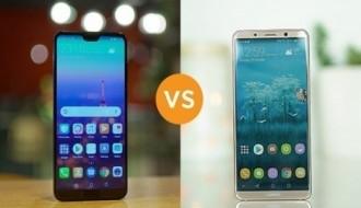 Huawei P20 Pro ile Mate 10 modelleri hız testinde karşı karşıya