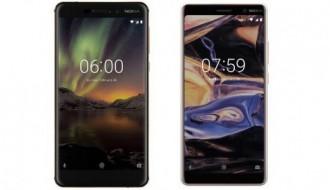 Nokia 7 Plus ile Nokia 6 2018 karşı karşıya geldi
