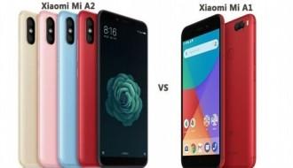 Xiaomi Mi A2 mi yoksa Mi A1 mi daha hızlı?