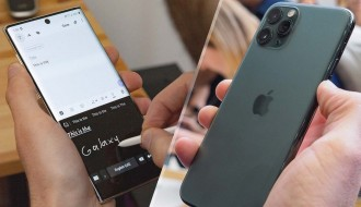 iPhone 11 Pro Max ve Galaxy Note10 Plus Performans Testinde Karşılaştı