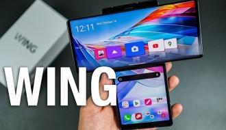 LG Wing Kutu Açılışı ve İlk Bakış