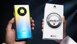 Huawei Mate 40 Pro Kutu Açılışı ve İlk Bakış