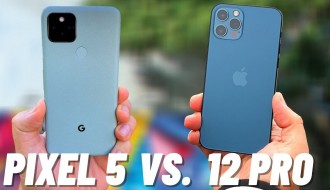 iPhone 12 Pro ve Pixel 5 Kamera Karşılaştırması