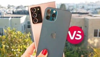 iPhone 12 Pro ve Galaxy Note 20 Ultra Kamera Karşılaştırması