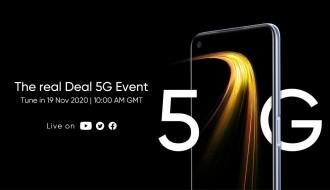 Realme 7 5G Etkinliğini Buradan İzleyin