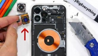 iPhone 12 Pro Max Parçalarına Ayrıldı