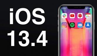 iOS 13.4 ile Gelen Yeni Özellikler ve Değişiklikler
