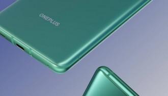 OnePlus 8'in tasarımı ve yeşil rengi resmi olarak paylaşıldı