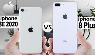 iPhone SE 2020 ve iPhone 8 Hız Testi