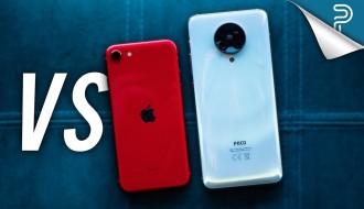 iPhone SE ile Poco F2 Pro Karşılaştırması