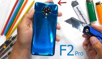 Poco F2 Pro Dayanıklılık Testi