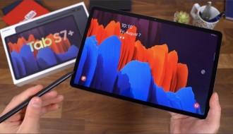 Samsung Galaxy Tab S7 Plus Kutu Açılışı ve İlk Bakış