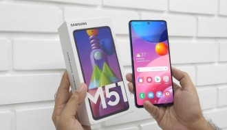 Samsung Galaxy M51 Kutu Açılışı ve İlk Bakış