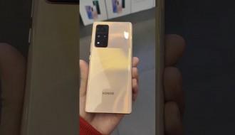 Honor V40 5G Canlı Görüntülendi