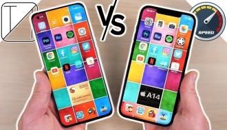 Xiaomi Mi 11 ve iPhone 12 Pro Max Hız Testi