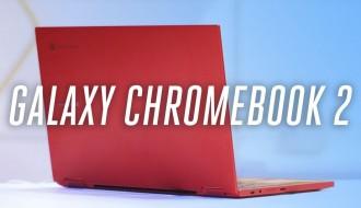 Samsung Galaxy Chromebook 2 İlk Bakış