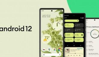 Android 12 ile Gelen Yeni Özellikler