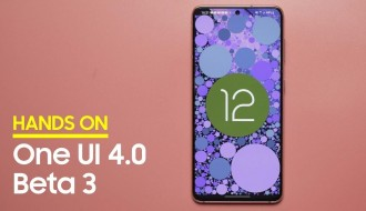 Samsung One UI 4 Beta 3 ile Gelen Yenilikler
