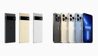 Google Pixel 6 Pro ve iPhone 13 Pro Max Kamera Karşılaştırması