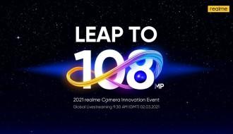 Realme Kamera İnovasyon Etkinliğini İzleyin